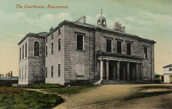 1883 &#8211; Courthouse, Roscommon, Co. Roscommon