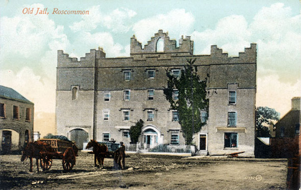 1777 &#8211; Old Gaol, Roscommon, Co. Roscommon