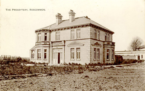 1895 – Presbytery, Roscommon, Co. Roscommon
