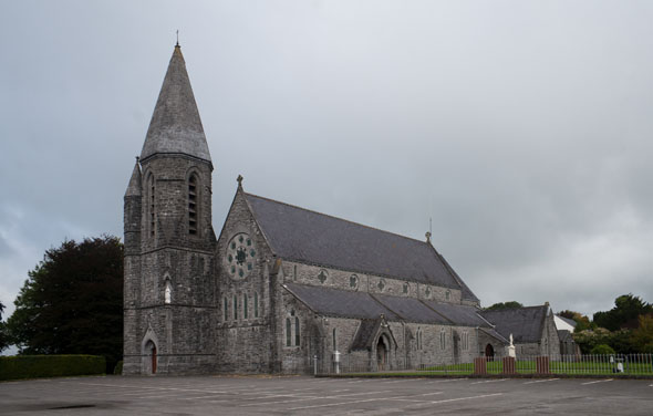 1864 &#8211; Church of the Immaculate Conception, Ballymote, Co. Sligo
