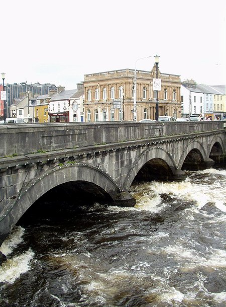 1852 – Hyde Bridge, Sligo, Co. Sligo