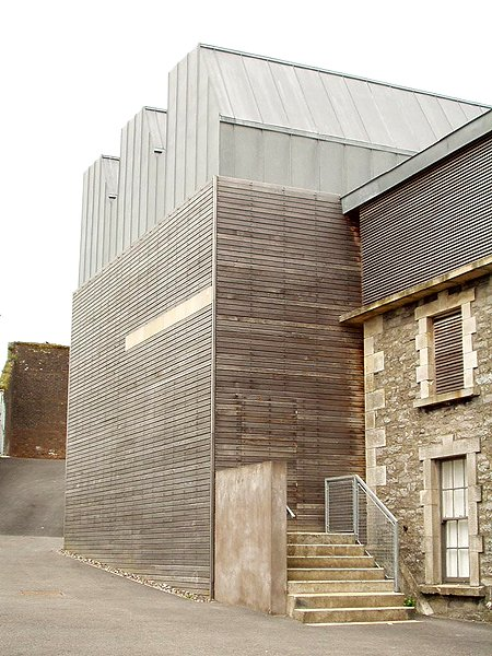 2000 – Model Arts and Niland Gallery, Sligo, Co. Sligo