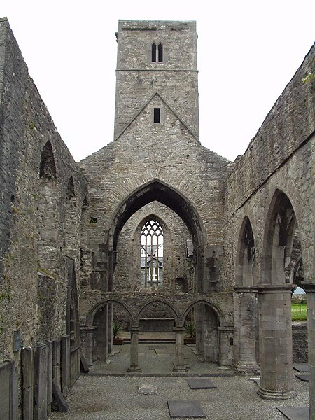 1250 – Dominican Friary, Sligo, Co. Sligo