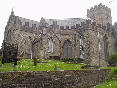 1730 – St. Mary the Virgin & St. John the Baptist Cathedral, Sligo, Co. Sligo