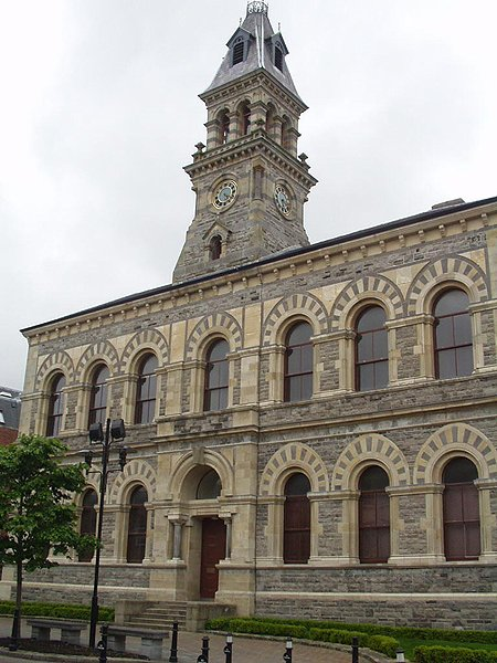 1874 – Townhall, Sligo, Co. Sligo