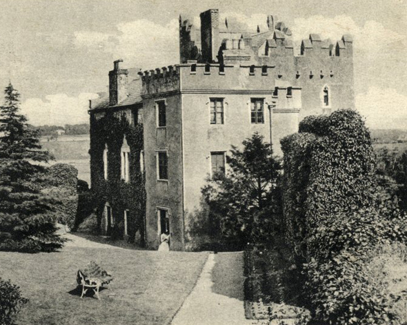 1860s &#8211; Ardfinnan Castle, Cahir, Co. Tipperary