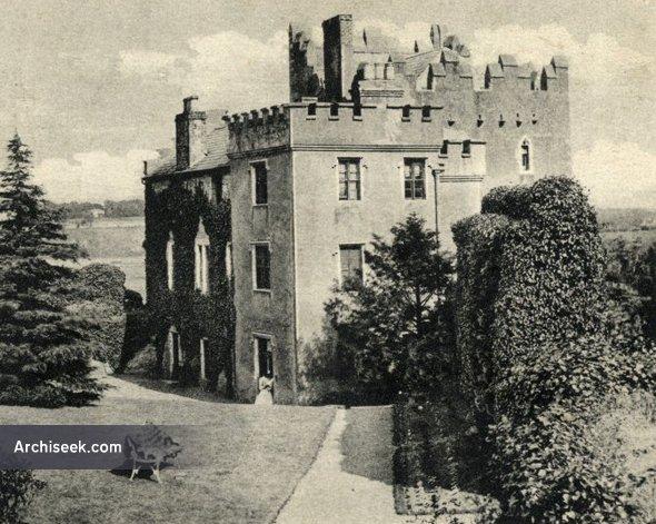 1860s – Ardfinnan Castle, Cahir, Co. Tipperary