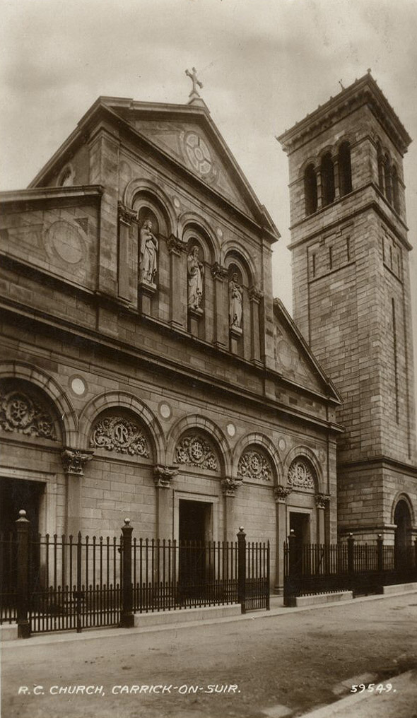 1879 – St. Nicholas Church, Carrick-on-suir, Co. Tipperary