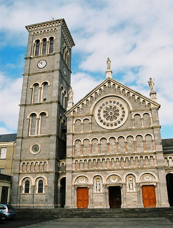 1879 &#8211; Cathedral of the Assumption, Thurles, Co. Tipperary