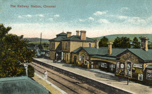 1852 &#8211; Railway Station, Clonmel, Co. Tipperary