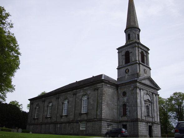 1784 &#8211; Cathedral of St. John the Baptist, Cashel