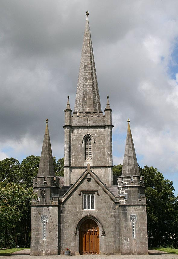 1818 &#8211; Church of Ireland, Cahir, Co. Tipperary