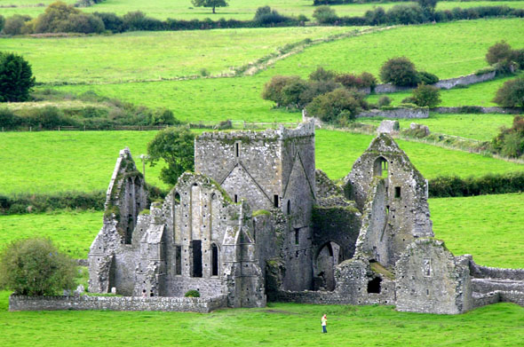1272 – Hore Abbey, Cashel, Co. Tipperary