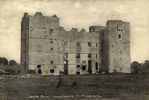 17th C – Loughmore Castle, Co. Tipperary
