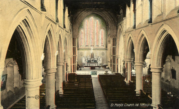 1906 &#8211; St. Mary`s Church, Nenagh, Co. Tipperary