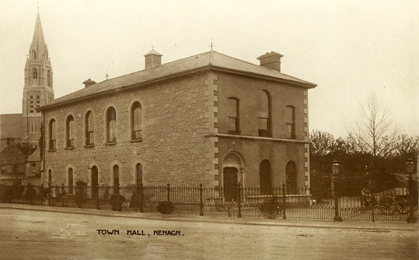 1889 – Town Hall, Banba Sq., Nenagh, Co. Tipperary