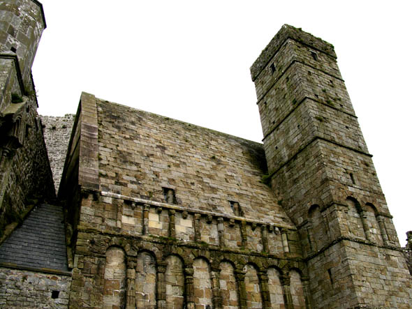 Concern over work on heritage site