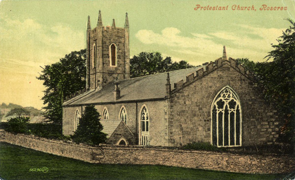 1812 &#8211; Church of Ireland, Roscrea, Co. Tipperary