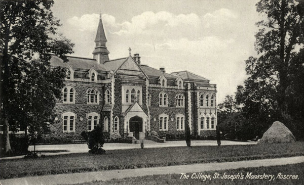 1905 – St. Joseph's College, Roscrea, Co. Tipperary