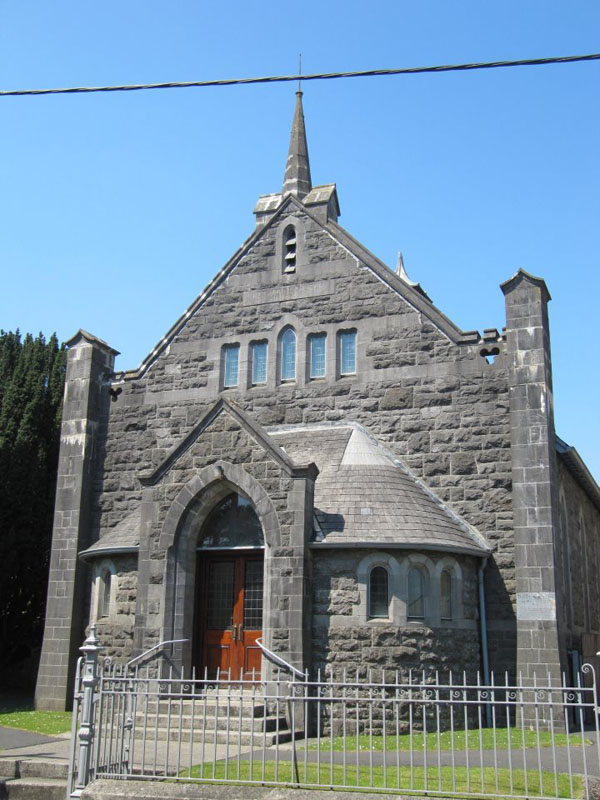 1902 &#8211; Methodist Church &#038; Hall, Roscrea, Co. Tipperary