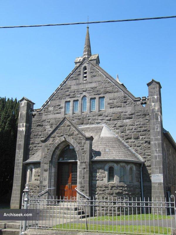 1902 – Methodist Church & Hall, Roscrea, Co. Tipperary
