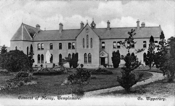 1863 &#8211; Convent of Mercy, Templemore, Co, Tipperary