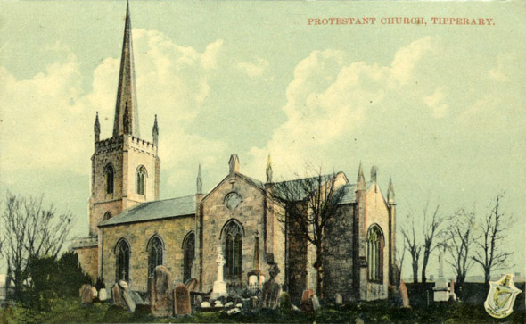1831 &#8211; St. Mary&#8217;s Church of Ireland, Tipperary, Co. Tipperary