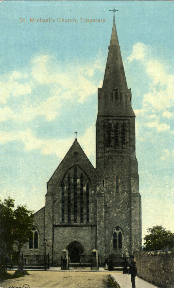 1861 – St. Michael's Church, Tipperary, Co. Tipperary