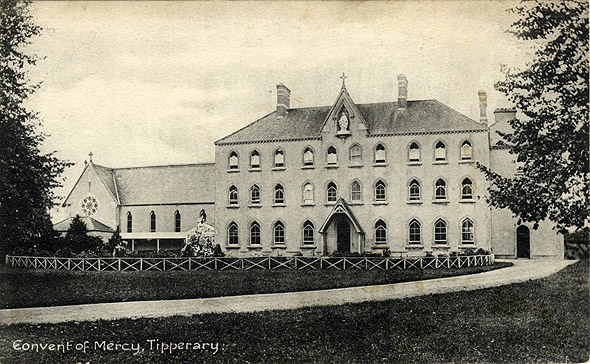 1870 &#8211; Convent of Mercy, Tipperary, Co. Tipperary