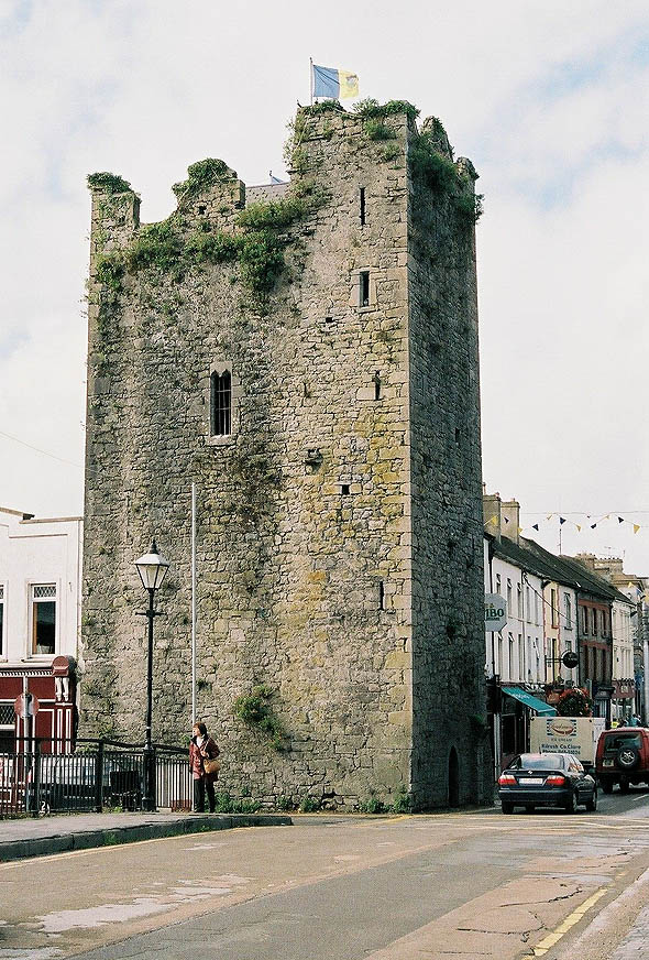 1460 &#8211; Bridge Castle, Thurles, Co. Tipperary