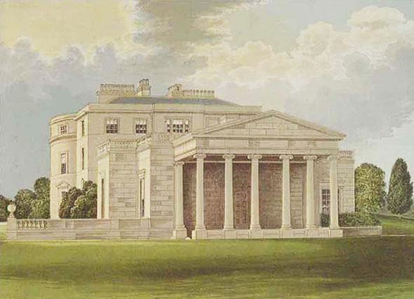1811 – Caledon House, Co. Tyrone