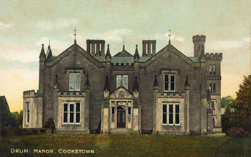1829 &#8211;  Drum Manor, Kildress, Cookstown, Co. Tyrone