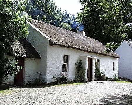 1810 – Mellon Homestead, Omagh, Co. Tyrone