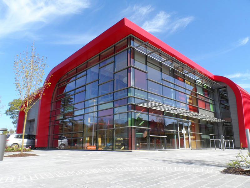 2014 – Fire Station, Omagh, Co. Tyrone
