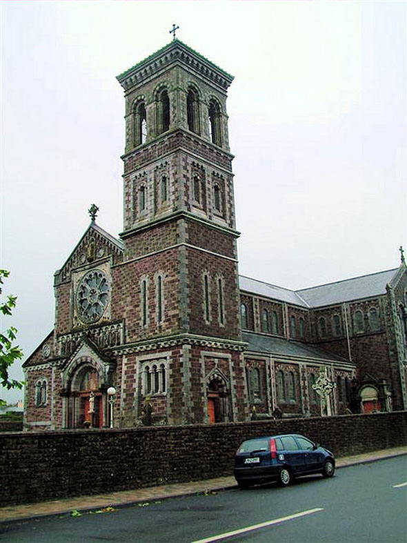 1884 &#8211; St. Carthage&#8217;s Church, Lismore, Co. Waterford