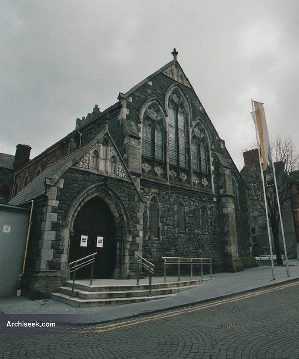 1885 – Former Greyfriar's Church, Waterford