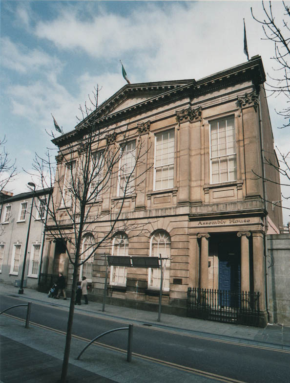 1841 – Assembly House, Waterford