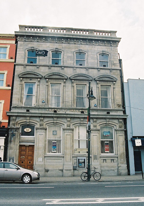 1875 &#8211; Bank of Ireland, Waterford