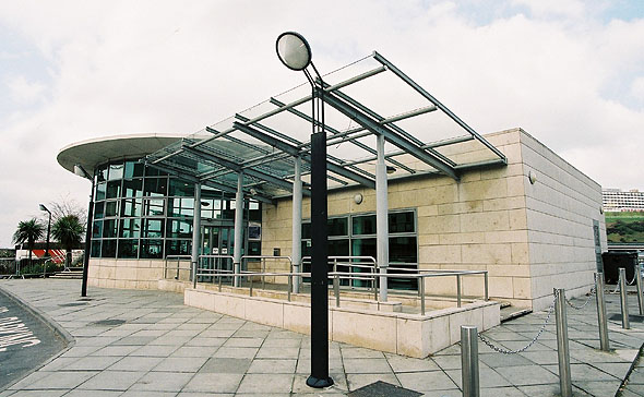 2000 – Bus Station, Waterford