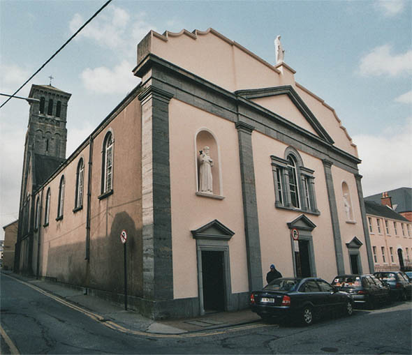 1834 &#8211; Franciscan Friary Church, Waterford
