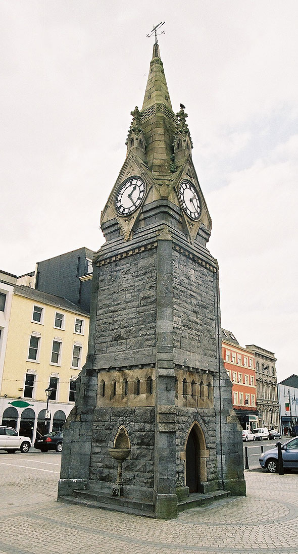 1854 – Clock, Waterford