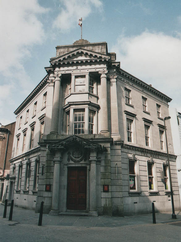 1910 &#8211; Former Munster &#038; Leinster Bank, Waterford