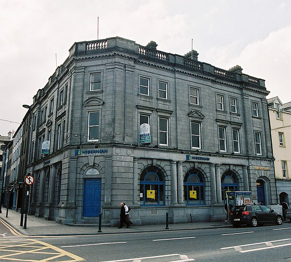 1922 &#8211; Hibernian Insurance (Former Bank), Waterford