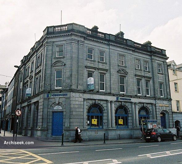 1922 – Hibernian Insurance (Former Bank), Waterford