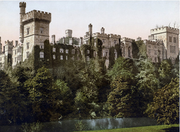 1851 – Lismore Castle, Co. Waterford