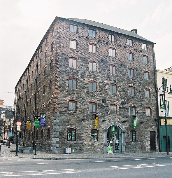 1872 – Granary / Museum Of Treasures, Waterford