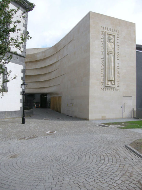 2012 – Museum of Treasures, Waterford