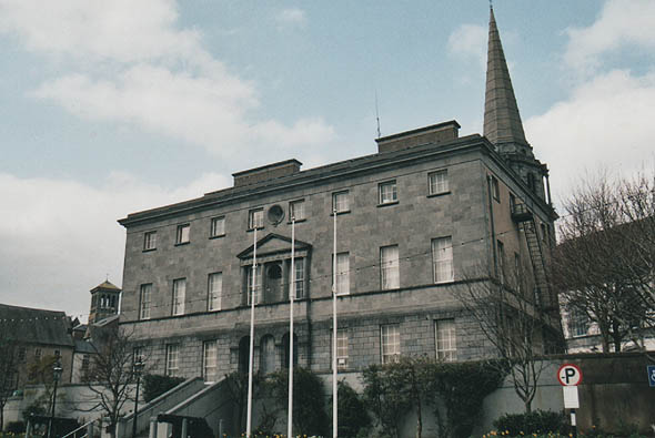 1746 &#8211; Bishop&#8217;s Palace, Waterford