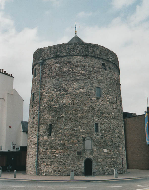 1230c &#8211; Reginald&#8217;s Tower, Waterford