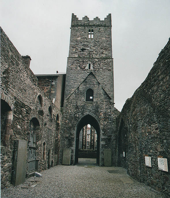 1240 &#8211; Greyfriars Abbey, Waterford